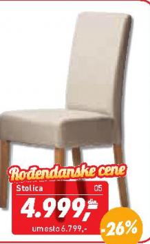 Trpezarijska stolica Vanessa