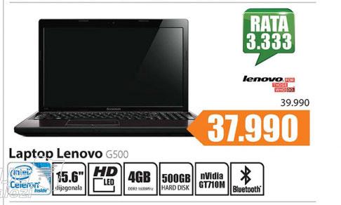 Laptop G500 (59390503)