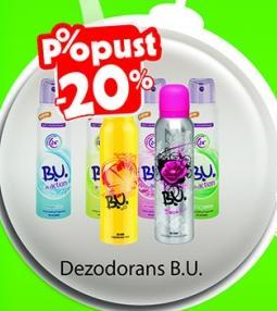 -20% Dezodorans B.U.