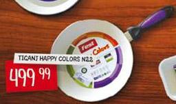 Fest tiganj Happy Colors N22