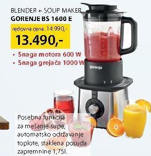 Blender BS 1600 E