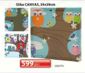 Slika Canvas