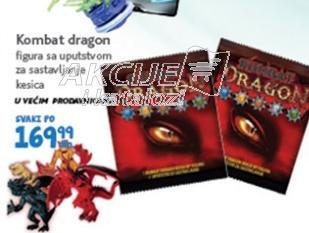 Igračka kombat dragon