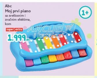 Igračka klavir
