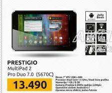 Tablet Multipad 2 7.0 Pro Duo PMP5670C