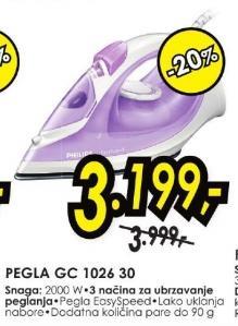 Pegla Gc 1026 30