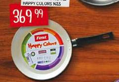 Fest tiganj za palačinke Happy Colors N23