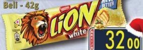 Čokoladica white