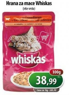 Hrana za mačke