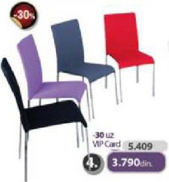 Trpezarijska stolica Easy