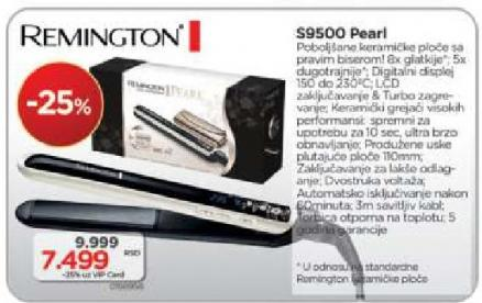 Presa Za Kosu S9500 Pearl