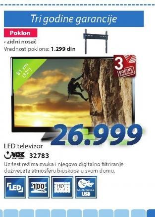 "Televizor 32"" 32783 LED"