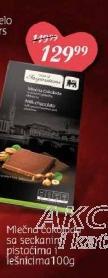 Čokolada lešnik i pistaći