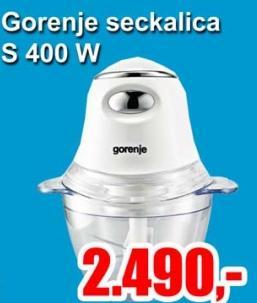 Seckalica S 400 W