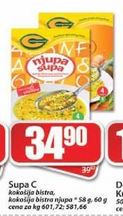 Njupa supa