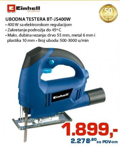 Ubodna Testera Bt-Js 400W