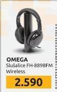 Slušalice FH-8898FM