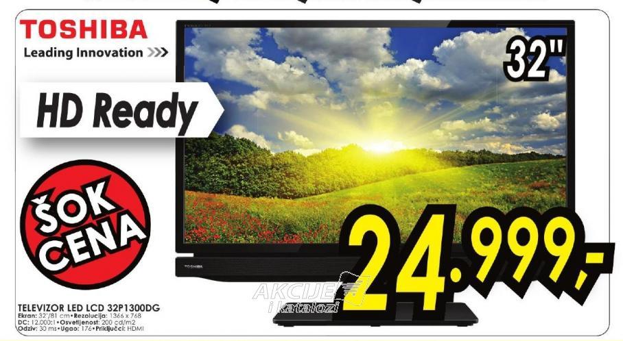 """Televizor LED 32"""" 32p1300dg"""