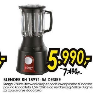 Blender RH 18991 56 - Desire