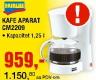 Fairline Kafe Aparat Cm2209