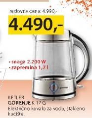 Ketler K17G