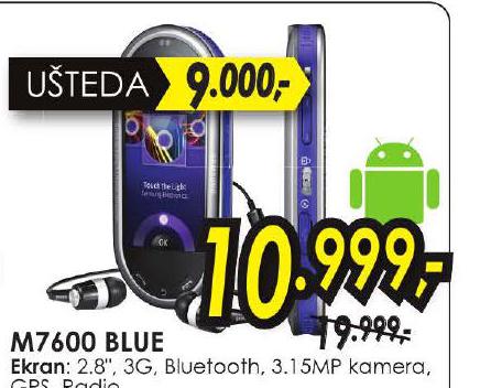 Mobilni telefon M 7600