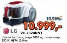 Usisivač Vc-2320nnt
