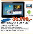 Tablet P5100 Galaxy Tab 2 10.1 White