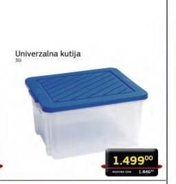 Univerzalna kutija