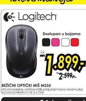 Bežični optički miš CORDLESS M235