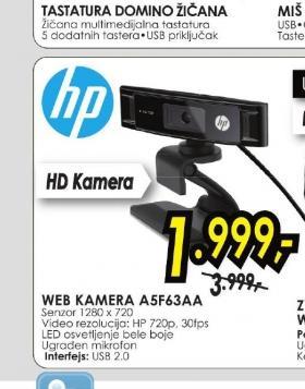 Web kamera HD 3300