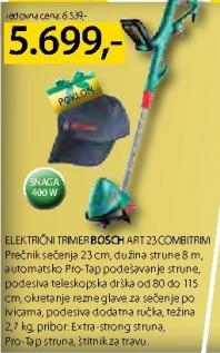 Električni trimer ART 23 COMBITRIM