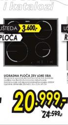 Ugradna Ploča ZEV 6340 XBA