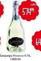 Šampanjac Prosecco