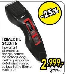 Trimer Hc 3420/15