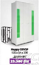 Ormar HAPPY O3V2F beli
