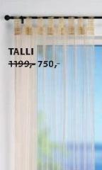 Zavesa TALLI