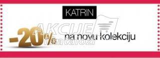 20% popusta u radnji Katrin na novu kolekciju