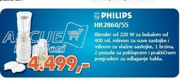 Blender HR 2860