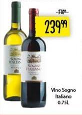 Belo vino Sogno Italiano