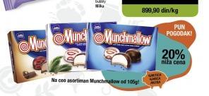 Munchmallow od 105 gr na popustu