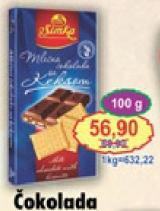 Čokolada keks