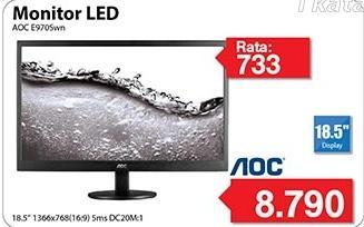 """Monitor LED 18,5"""" E970swn"""