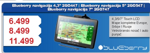 2G0547 Gps Navigacija