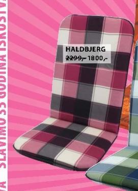 Bašenski jastuk Haldbjerg