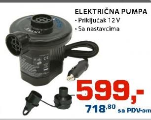 Električna pumpa
