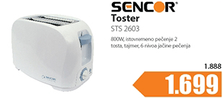 Toster STS 2603