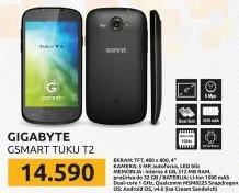 Mobilni Telefon Gsmart  Tuku T2