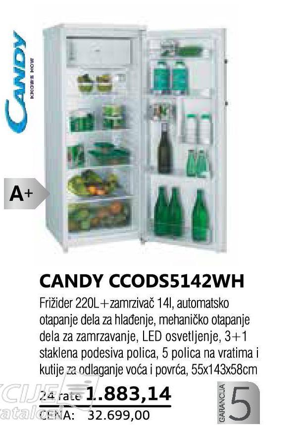 Frižider CCODS5142WH