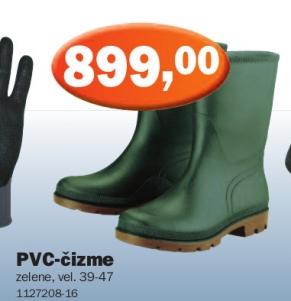 PVC- čizme